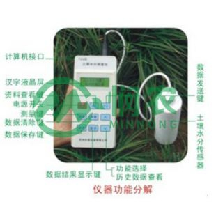 悯农仪器GT-TZS-IIW土壤水分测量仪