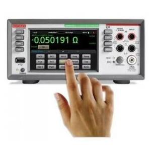 吉時利DMM6500六位半數字觸摸屏萬用表