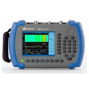 是德科技手持式频谱分析仪N9343C