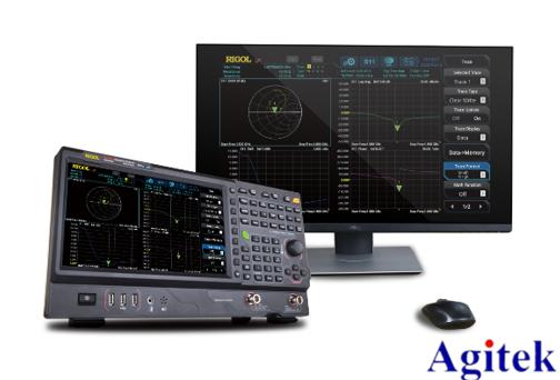 国产网分上新!RIGOL矢量网络分析仪(VNA)解决诸多测量
