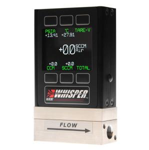MW 低压损质量流量计(上图选配背光彩色显示屏)