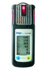 德尔格X-am 5600气体检测便于携带