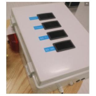 路博生产在线数显激光粉尘检测仪