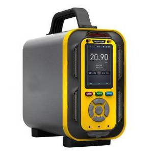 LB-MT6X泵吸手提式六合一氣體分析儀