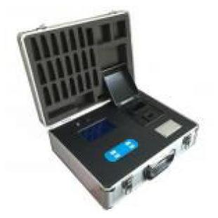 LB-XZ-0125型多参数水质分析仪 中、小型水厂及工矿企业