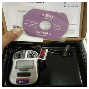 美国华瑞一级代理PGM-1700 ToxiRAE 3 便携式有毒气体检测仪