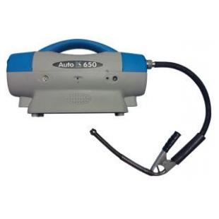 内置电池驱动的便携式柴油车尾气检测仪AUTO650