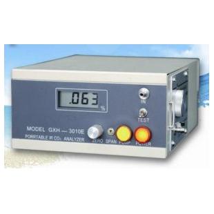 实验室用便携式红外线CO2分析仪GXH-3010E
