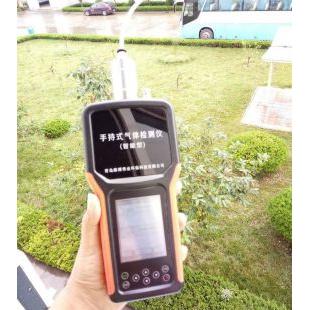 青岛路博泵吸式LB-CP6多种气体检测仪
