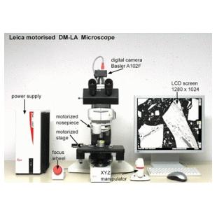 FOSSIL煤岩镜质体测量仪