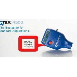 德國尼克斯QNIX4500涂層測厚儀