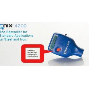 德国尼克斯QNIX4200涂层测厚仪