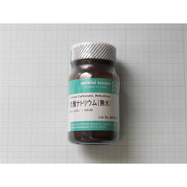 碳酸钠SODIUM CARBONATE 25G,用于:TOC-Vws