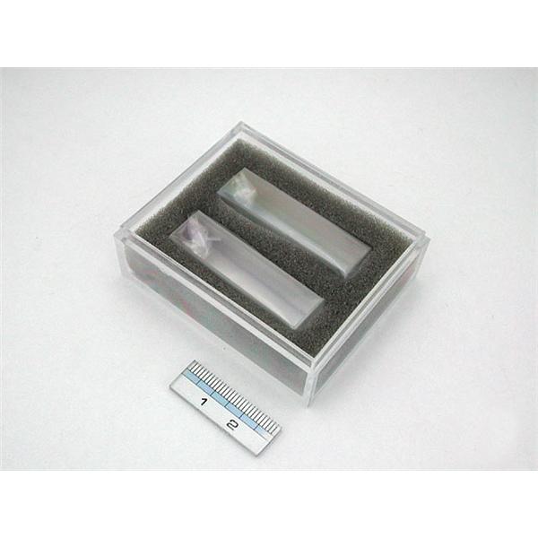 10mm光程玻璃比色皿一对CELL,10MM(G)MACHED PAIR,用于UV-1750