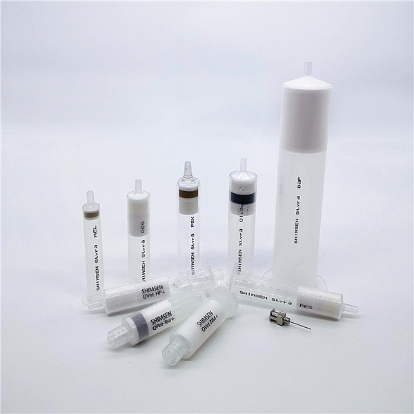 SHIMSEN Styra PSA / 乙二氨基键合硅胶小柱