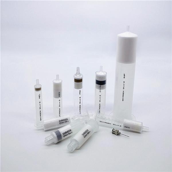 SHIMSEN Styra C18-U / 十八烷基键合硅胶小柱