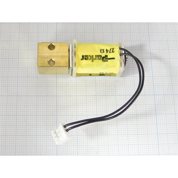 電磁閥VALVE ASSY (DRY),用于LCMS-8030