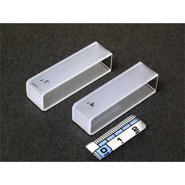 10mm光程石英比色皿一对CELL,10MM(S)MACHED PAIR,用于UV-1750