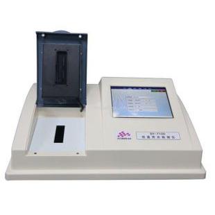 恒溫熒光微生物快速檢測儀 DY-7100