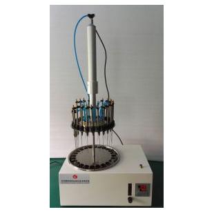 国环高科 GGC-12A/24A 全自动圆形水浴氮吹仪