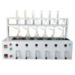 国环高科GGC-600S 自动水质硫化物酸化吹气仪