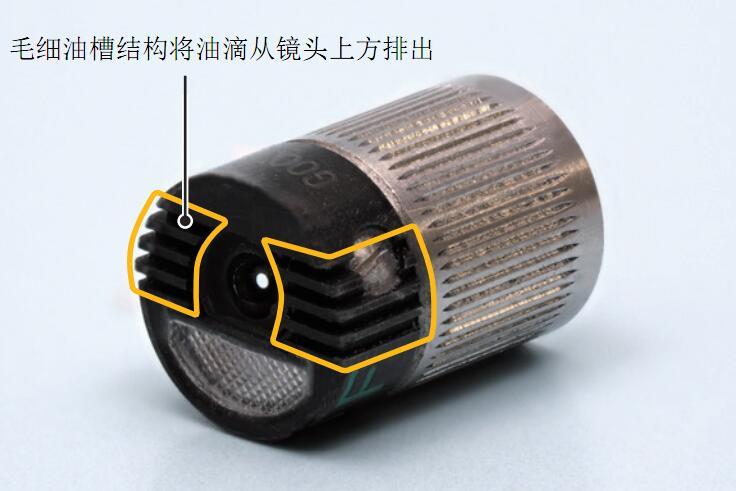 工業內窺鏡油鏡設計圖