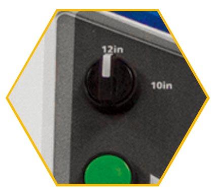 标乐推出AbrasiMet™ M手动砂轮切割机