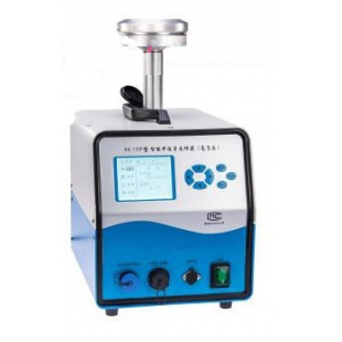 高负压型中流量颗粒物采样器 LB-120F(GK)