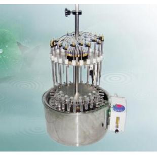 LB-W-24 多功能圓形水浴氮吹儀