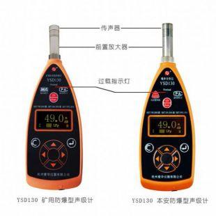 礦用防爆型噪音計 YSD130