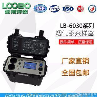 MC-6030 烟气汞采样器 气态汞浓度采集