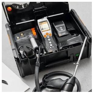 德国德图testo 380直读式烟尘颗粒物检测仪