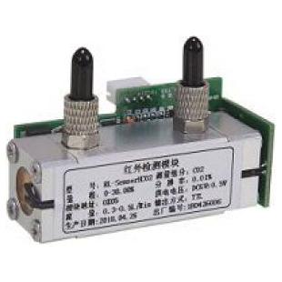 西安潤萊紅外二氧化碳傳感器模塊二氧化碳氣體檢測