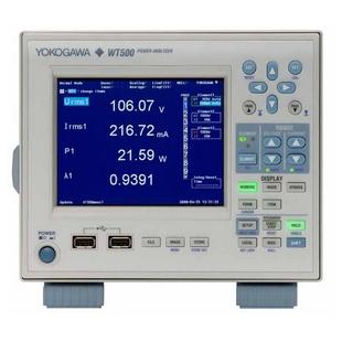 日本進口橫河數字功率分析儀wt500
