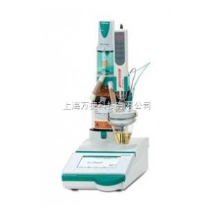 瑞士万通2011年新品一体式卡尔费休滴定仪