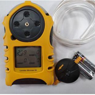 minimaxX4四合一复合气体检测仪有毒有害气体报警器侦测仪测氧气可燃硫化氢一氧化碳