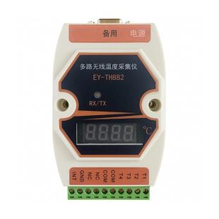 中易云TH882WN WIFI通讯 多路无线温度采集仪