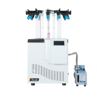 德國Fevik(菲維科) TM6012 / TM8612 實驗室中型凍干機