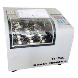 臺式空氣浴恒溫搖床 TS-100C