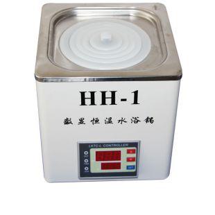 电热恒温水浴锅 HH-1