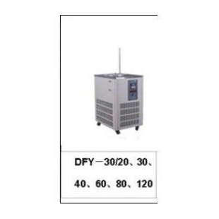禾普低温恒温反应浴DFY-20-30
