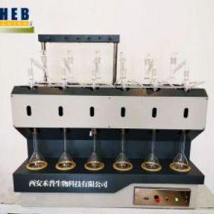 全自动智能蒸馏仪HEB-601