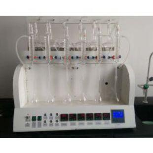 禾普一体化蒸馏仪 GGC-J