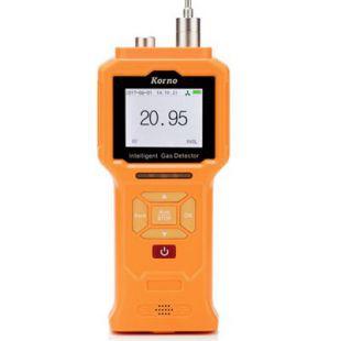泵吸式甲醇气体检测仪