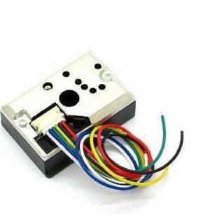 pm2.5传感器 GP2Y1014AU0F 粉尘传感器 灰尘传感器