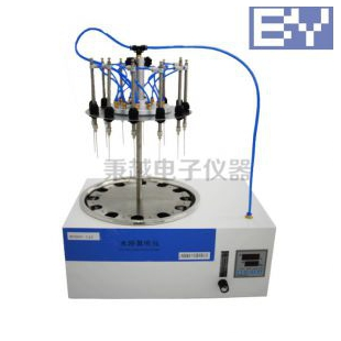圆形电动氮吹仪
