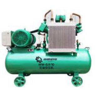 大排量工业无油空压机