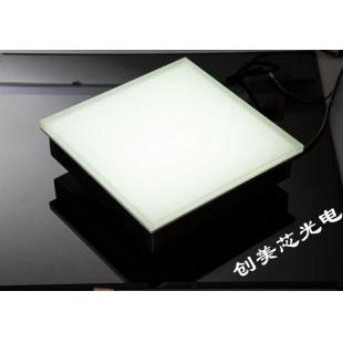 LED广场地砖灯-广场发光砖-发光地砖
