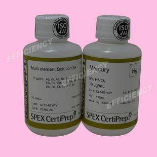 美国SPEX 多元素混标二A  CLMS-2A