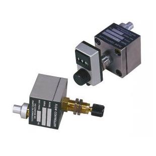 微流控入口气体可调流量控制器